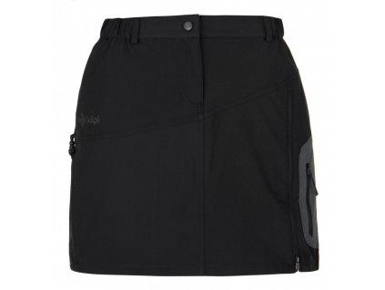 Dámská outdoorová sukně Ana-w černá - Kilpi