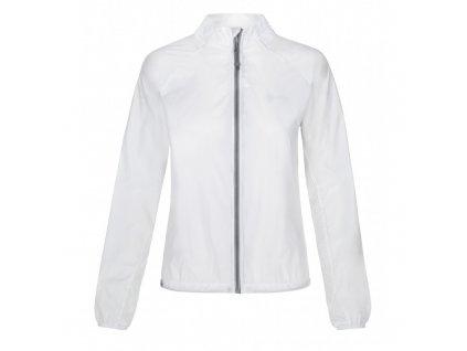 Dámská běžecká bunda Tirano-w bílá - Kilpi
