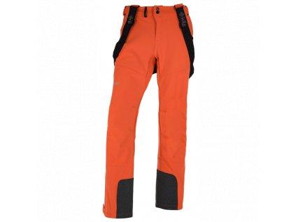 Pánské lyžařské kalhoty Rhea-m oranžová - Kilpi
