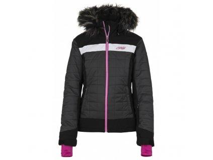 Dámská lyžařská bunda Leda-w šedá - Kilpi