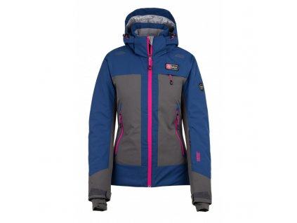 Dámská lyžařská bunda Sawa-w šedá - Kilpi