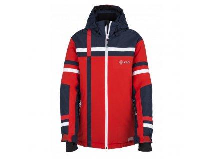 Dětská bunda Elford červená - Kilpi