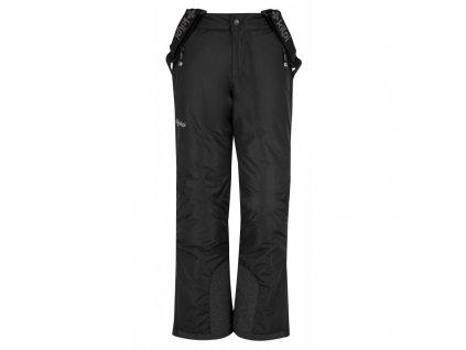 Chlapecké lyžařské kalhoty Mimas-jb černá - Kilpi