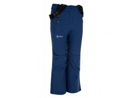 Dívčí lyžařské kalhoty Europa-jg tmavě modrá - Kilpi
