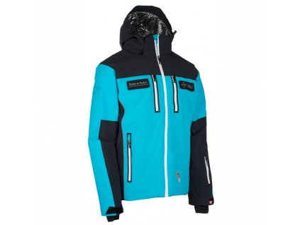Pánská lyžařská bunda Team jacket-m černá - Kilpi