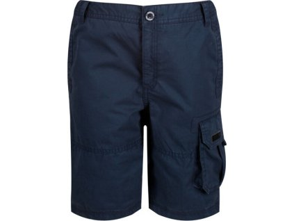 Dětské šortky Regatta RKJ095 Shorewalk tmavě modré