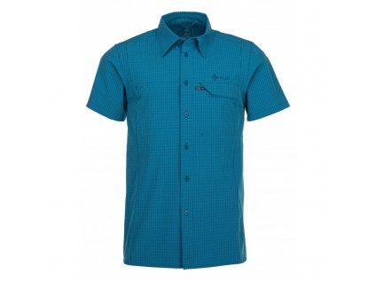 Pánská košile Bombay-m modrá - Kilpi