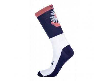 Ponožky Boreny-u tmavě modrá - Kilpi