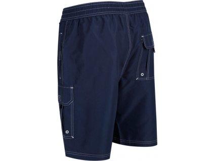 Pánské plavkové šortky Regatta Hotham BdShortIII 540 tmavě modré