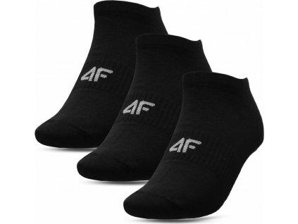Pánské ponožky 4F SOM006 černé