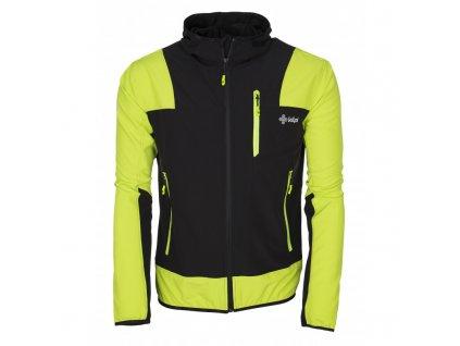 Pánská bunda Joshua světle zelená - Kilpi