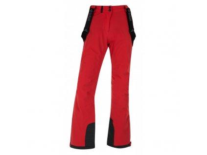 Dámské lyžařské  kalhoty Europa-w červená - Kilpi
