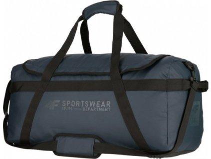 Sportovní taška 4F TPU007 tmavě modrá