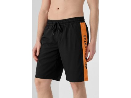 Pánské koupací šortky 4F SKMT005 černé