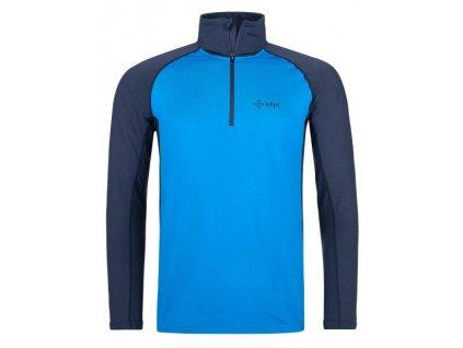 Pánské funkční tričko Willie-m modrá - Kilpi ( nadměrná velikost )