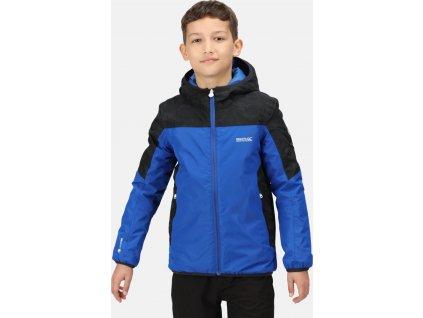Dětská zimní bunda Regatta RKP240 Volcanics V 3MM modrá