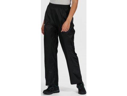 Dámské kalhoty Regatta RWW158  Pack It O/Trs černé