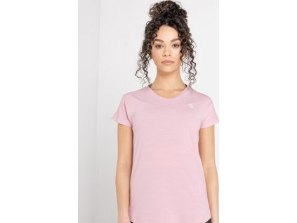 Dámské tričko Dare2B Vigilant Tee 0J3 růžové
