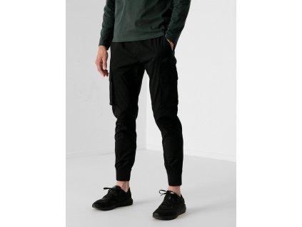 Pánské kalhoty 4F 4F H4Z21 SPMC012 černé 01