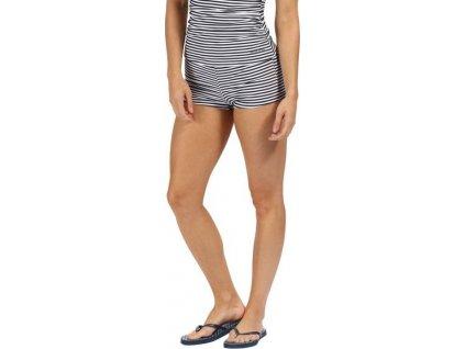 95129 damsky spodni dil plavek regatta rwm007 aceana bikini short modra prouzek