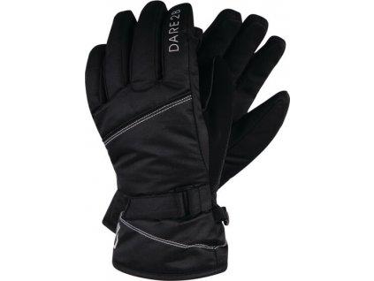 Dětské lyžařské rukavice DGG314 DARE2B Impish Černé