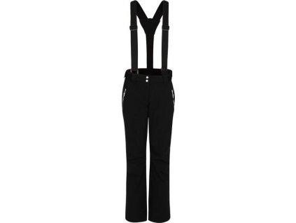 Dámské lyžařské kalhoty DWW460 DARE2B Effused Černé