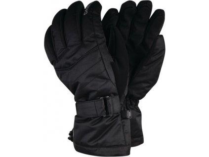 Dámské lyžařské rukavice DWG326 DARE2B Acute Černé