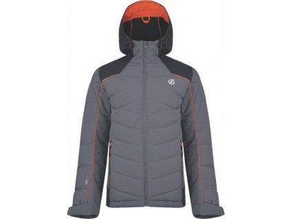 Pánská lyžařská bunda DMP 432 DARE2B Maxim Šedá