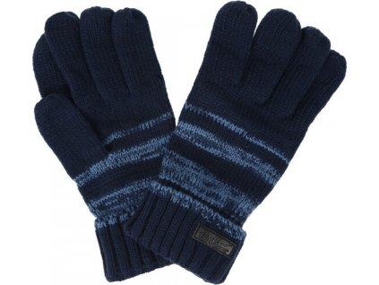 Pánské rukavice RMG212 REGATTA Davion Tmavě modré