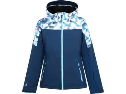 Dámská lyžařská bunda DARE2B DWP434 Purview Modrá