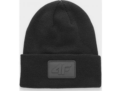 Pánská čepice 4F CAM064 Černá