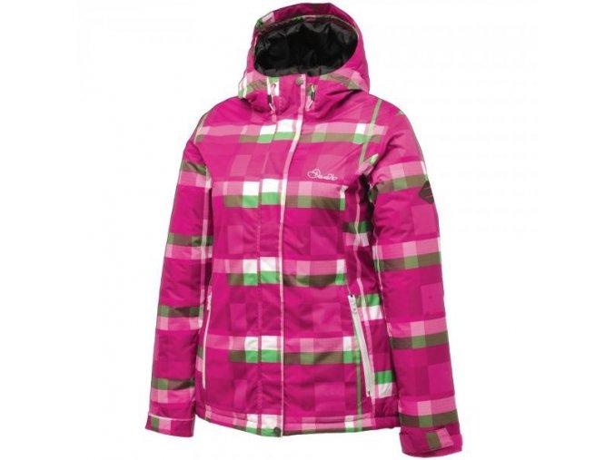 Dámská lyžařská bunda Dare2B DWP150 EMBELLISH Jkt Růžová