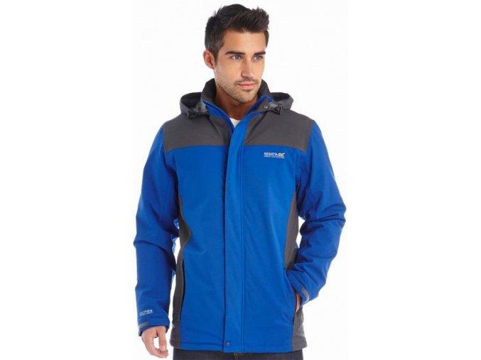Pánská zimní bunda Regatta RMP180 HACKBERRY Modrá