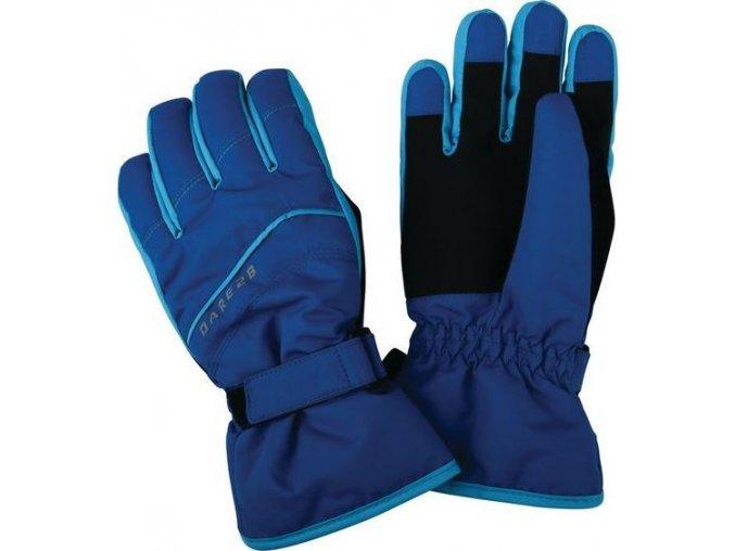 Dětské zimní rukavice Dare2B FLAG DOWN II Blue