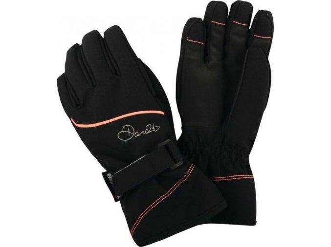 Dětské lyžařské rukavice Dare2B DGG307 INSTRUCT Black