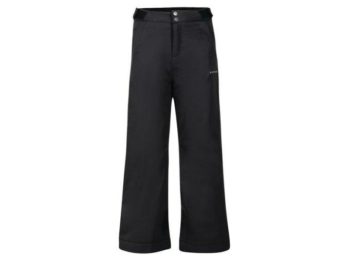 Dětské lyžařské kalhoty Dare2B DKW387 WHIRLWIND Černé