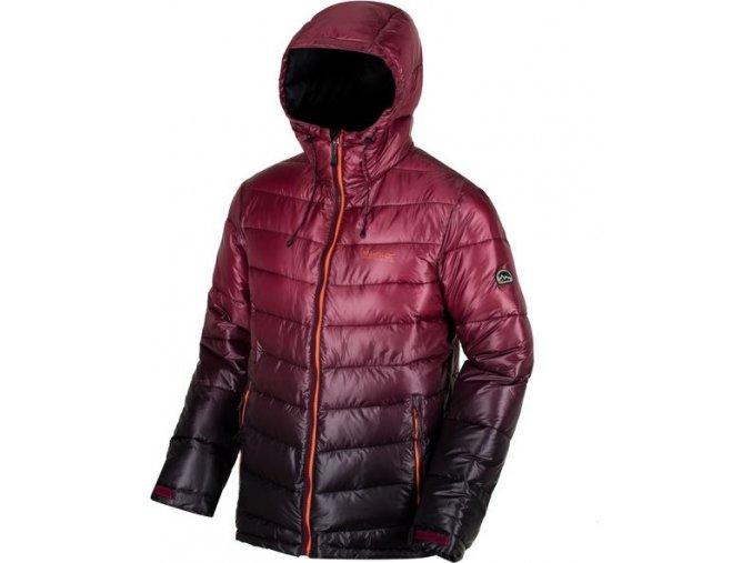 63972 panska zateplena bunda regatta rmn105 azuma red
