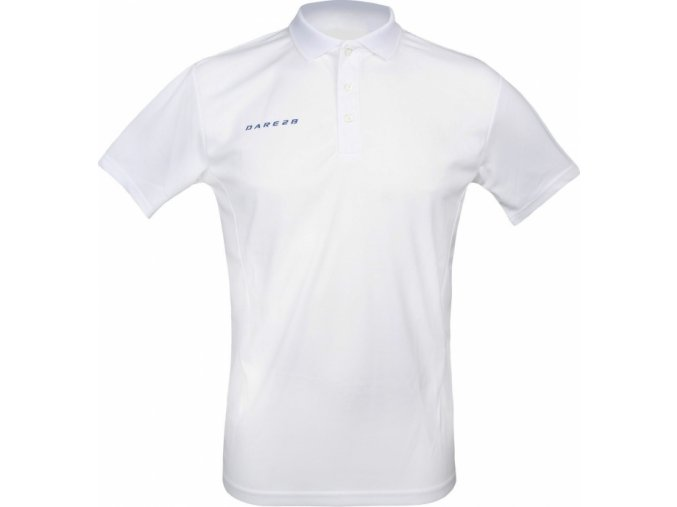 Pánské tričko Dare2B SVDMT382 UNDER RULE White