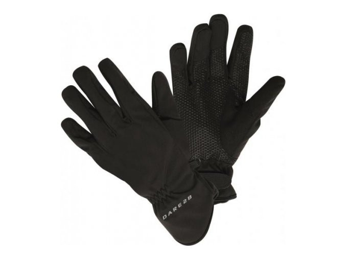 Technické rukavice Dare2B DUG005 Smart Glove II Black