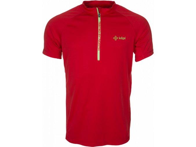 Pánské technické tričko KILPI TOPER červená