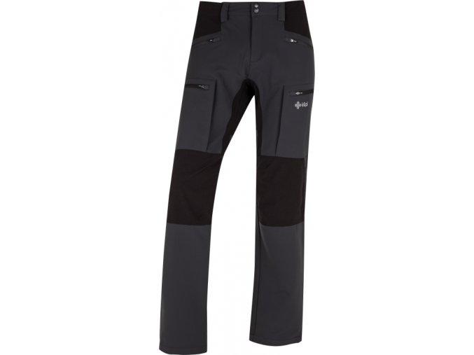 Pánské outdoor kalhoty TIDE-M  Tmavě šedá
