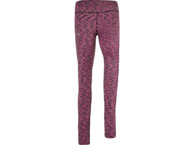 66432 damske elasticke kalhoty kilpi tenora w ruzova