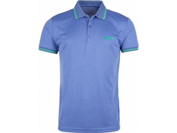 Pánské POLO tričko KILPI JUBA-M Modrá