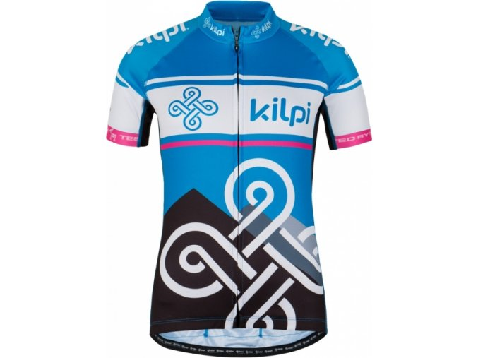 66864 damsky cyklisticky dres kilpi septima w modra 17
