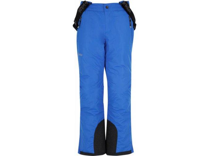 Chlapecké lyžařské kalhoty KILPI MIMAS-JB Modrá