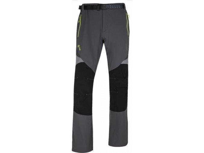 67095 panske technicke kalhoty kilpi highlander m tmave seda