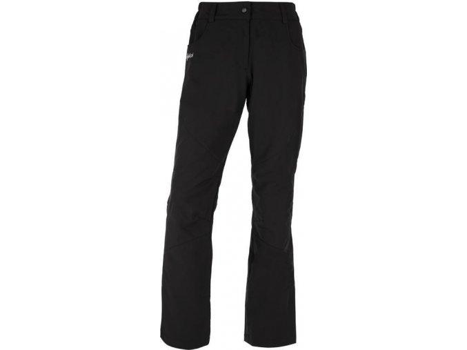 67371 damske outdoor kalhoty kilpi lyon w cerna