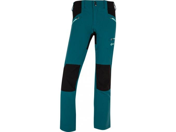 67392 damske outdoor kalhoty kilpi tide w modra