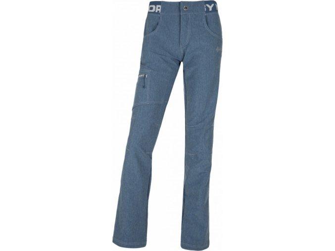 67665 damske technicke kalhoty kilpi takaka w modra