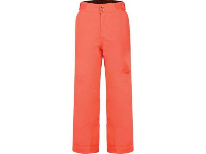Dětské lyžařské kalhoty Dare2B DKW301 TAKE ON Bambina oranžová
